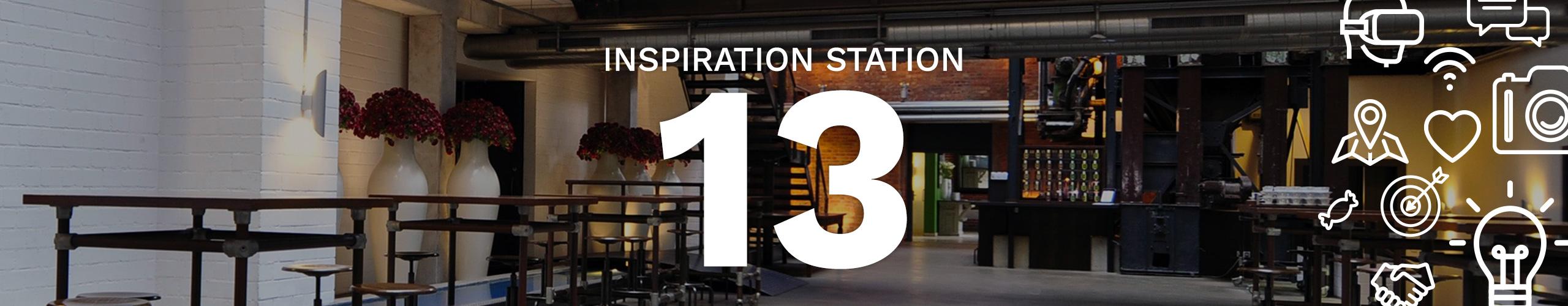 Inspiration Station <br/>Vol. 13