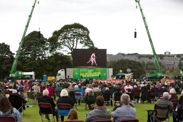 Public Screening Events BP