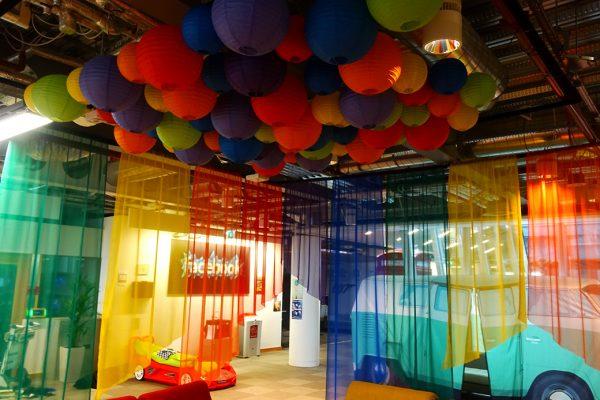 Facebook Pride Activation London