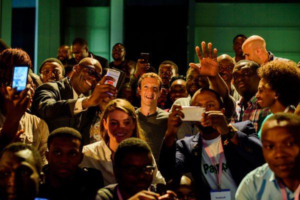 Facebook Africa Roadshow Events