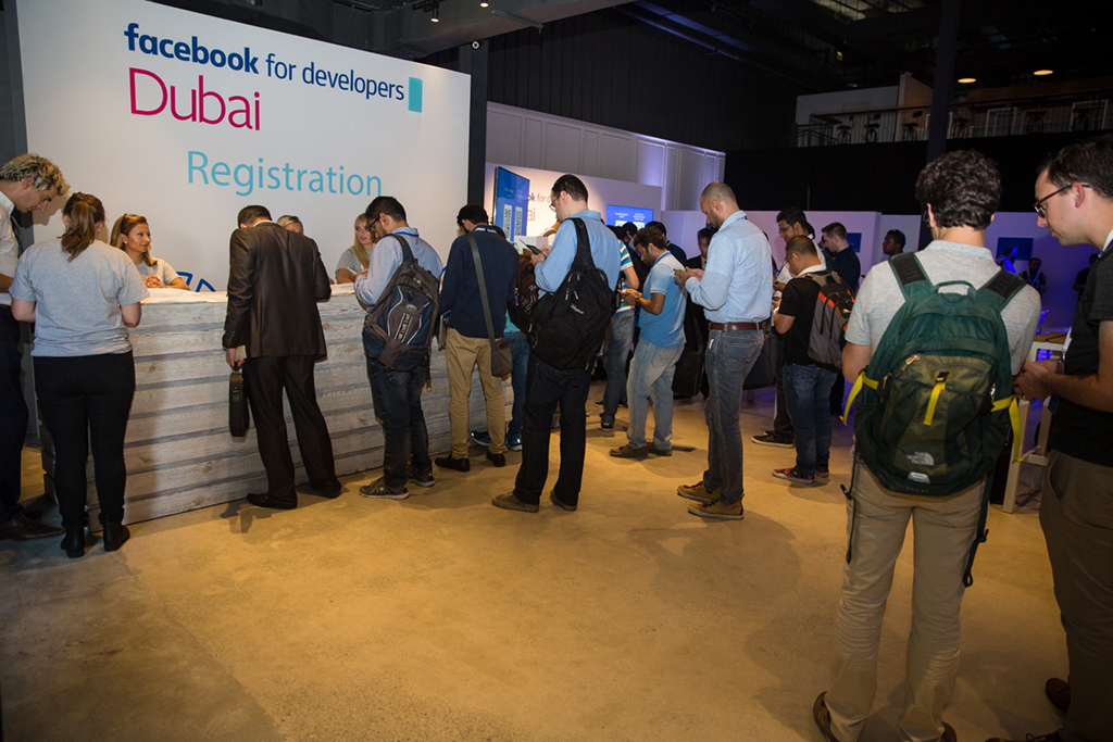 Facebook Dubai Conference