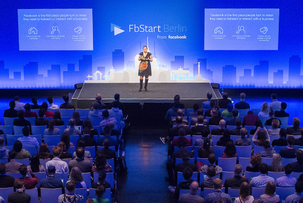 Facebook Start Roadshow Event Berlin