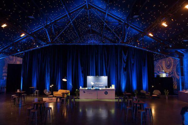 Paris Facebok Conference Event