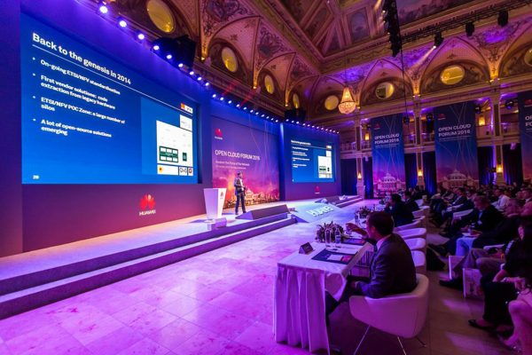 Huawei Open Cloud Conference