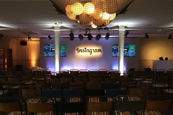 Instagram Conference Event