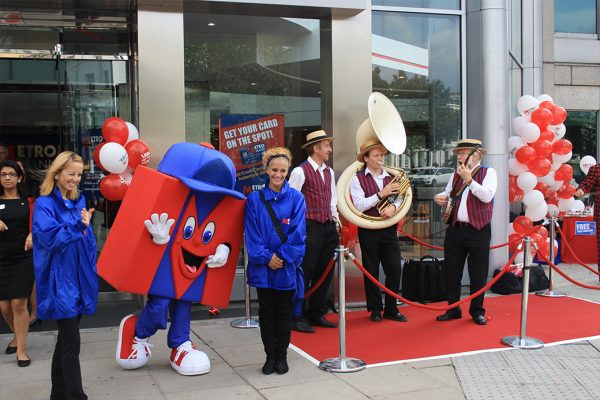 Metro Bank Launch Events