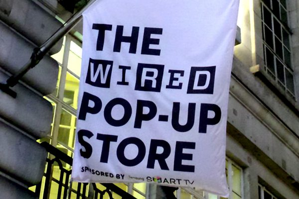 Wired Pop-up Shop