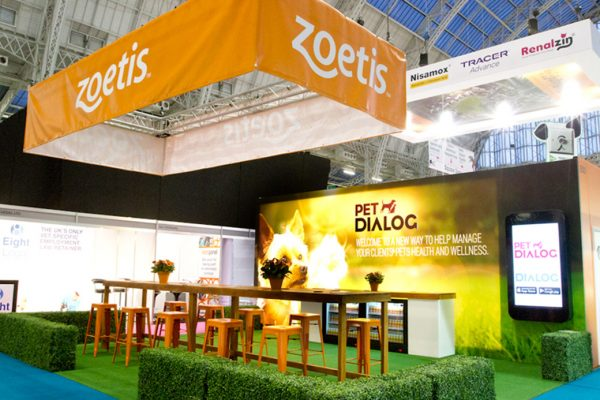 Zoetis Exhibition Stand Design