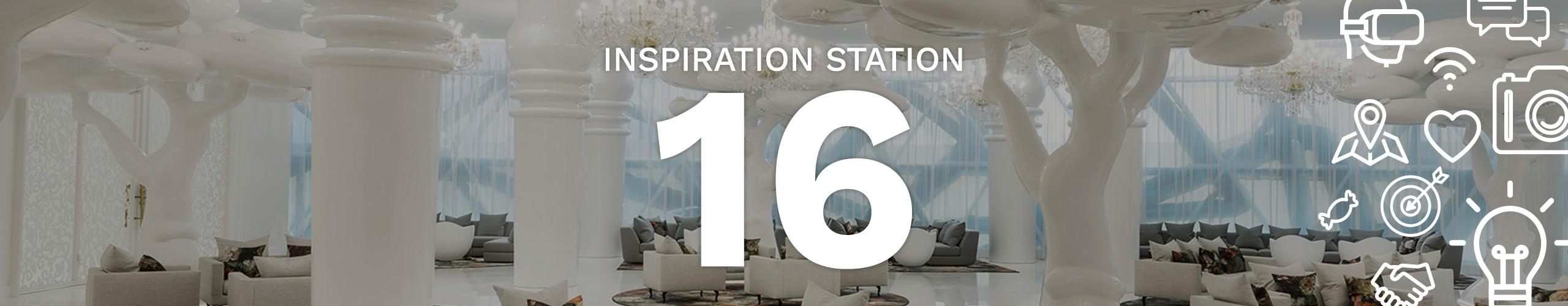 Inspiration Station <br/> Vol. 16