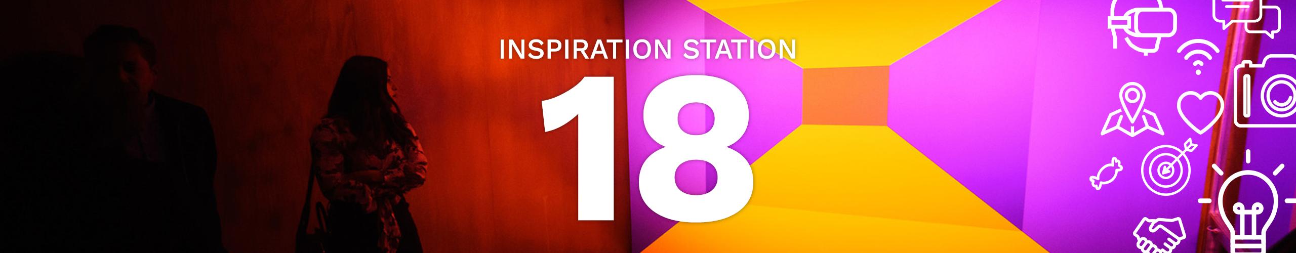 Inspiration Station Vol. 18