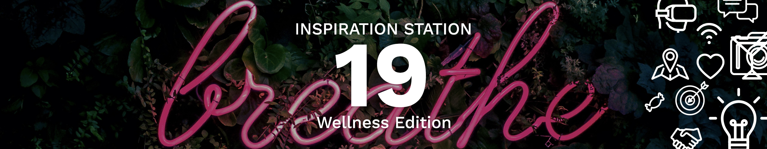 Inspiration Station Vol. 19: Wellness Edition