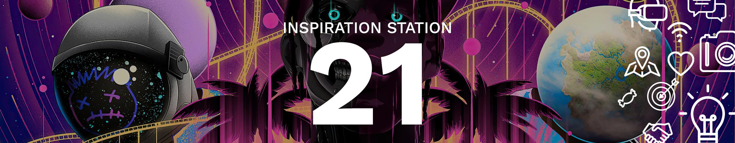 Inspiration Station Vol. 21: Community