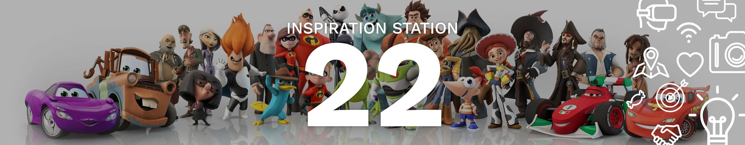 Inspiration Station Vol. 22: Storytelling